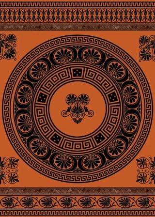 Greek Ornamental Vectors and Brushes