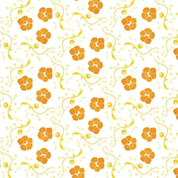 Download Vector Ornamental Floral Pattern