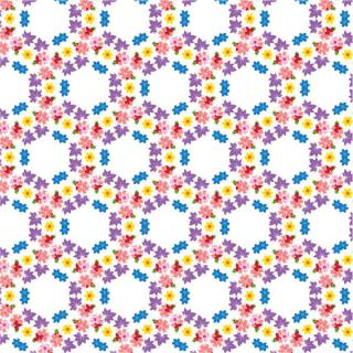Download Free Vector Floral Pattern Background
