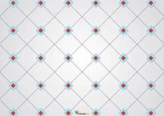 Geometric Vector Pattern Free