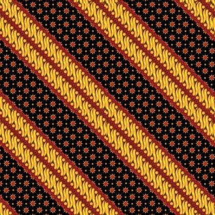 Free Seamless Batik Pattern Vector