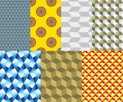 Geometric Pattern Vector Graphics