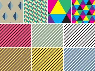 Seamless Geometric Pattern Vector Free