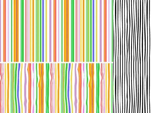 Stripes Seamless Pattern Swatch for Adobe Illustrator
