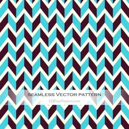 Retro Zigzag Pattern Illustrator