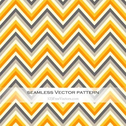 Seamless Zigzag Pattern Vector Free