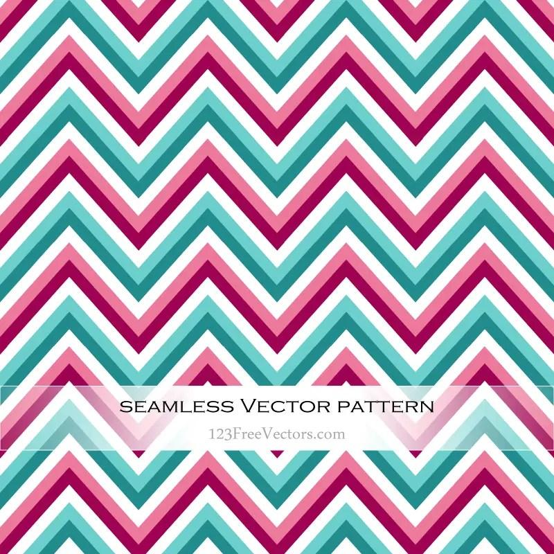 Vector Art Chevron Pattern
