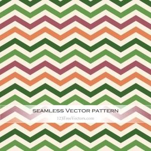 Retro Zigzag Seamless Pattern