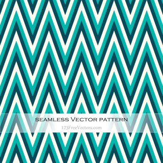 Zigzag Chevron Pattern Graphics