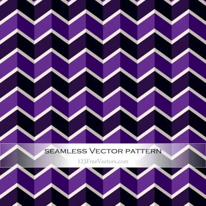 Zig Zag Pattern Vector Background Free