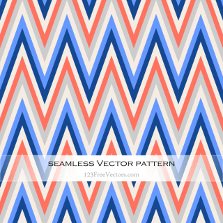 Zigzag Chevron Pattern Wallpaper