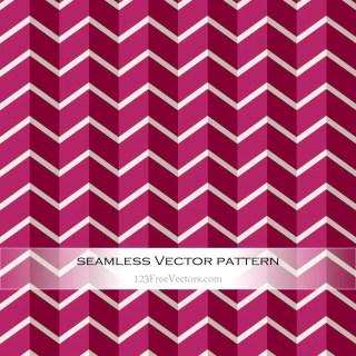 Dark Pink Zig Zag Pattern Vector