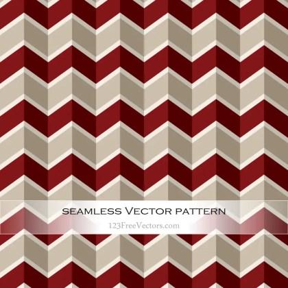 Vector Art Retro Chevron Pattern