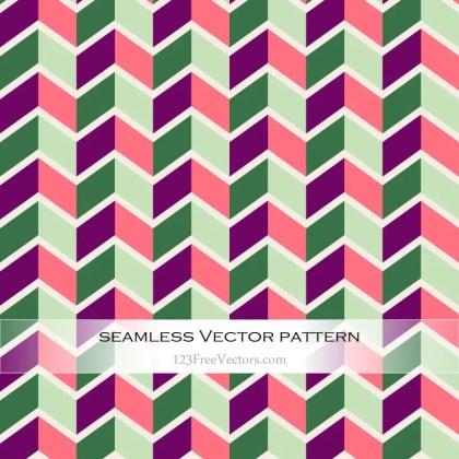 Zigzag Chevron Pattern Background