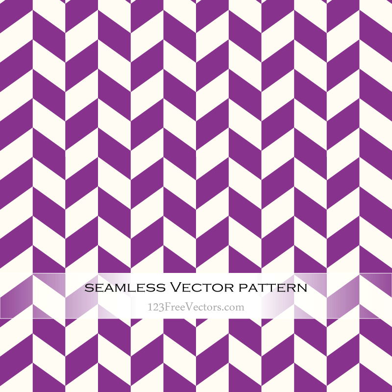 Violet Chevron Background