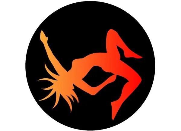 Dancer Silhouette Clip Art Free