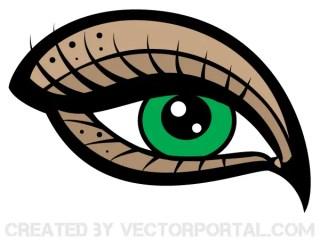 Free Eye Vector Art
