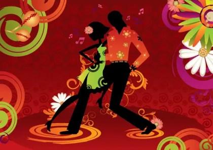 Dance Vector Salsa Dancing