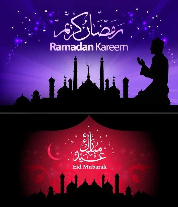 Ramadan Kareem Vector | 123Freevectors