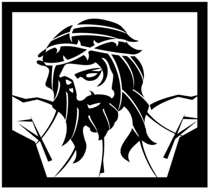 Jesus Christ Vector Art