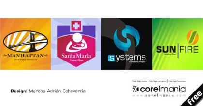Beautiful logos for your company