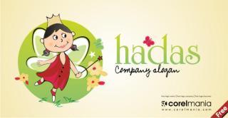 Fairy Hadas Vector