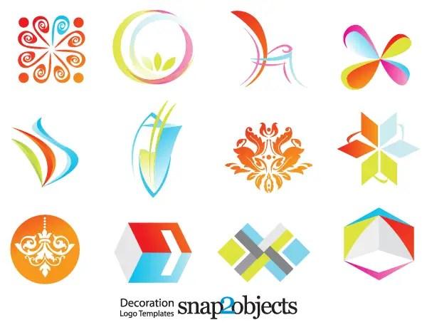 520 Logo Templates Vectors Download Free Vector Art