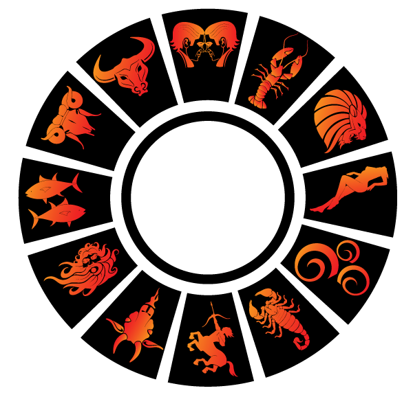 Horoscope Signs Vector