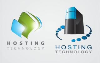 Free Web Hosting Logo Design