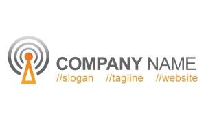 Transmission Signal Logo Vector Free