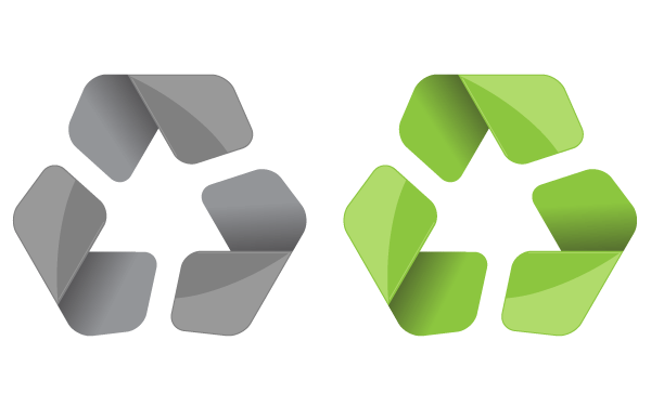 Recycling Symbol Vector Free