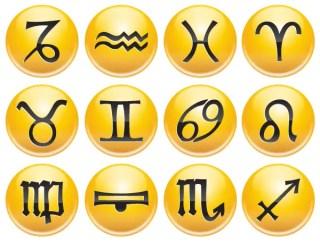 Zodiac Icons Free Vector