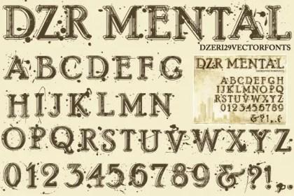Vector Fonts Free