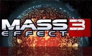 Mass Effect 3 Logo Vector