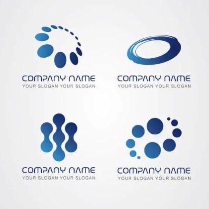 Blue Logos Pack