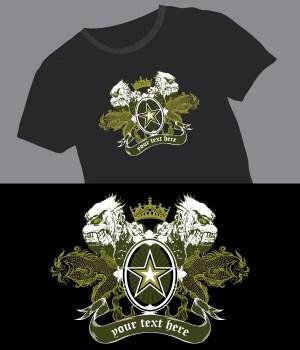 Vector T-Shirt Graphics