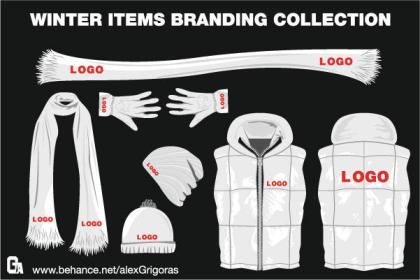 Winter Items Collection