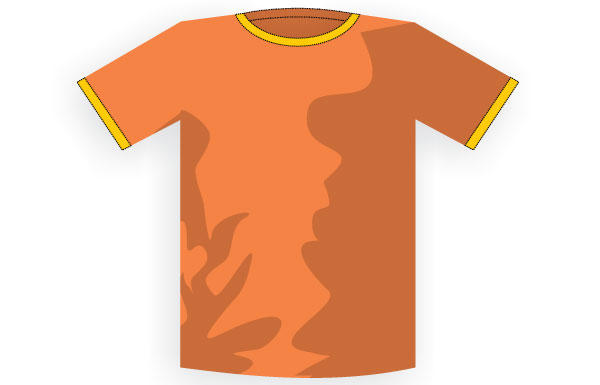 Free T-shirt Template
