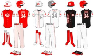 Baseball Uniform Template Vector Free