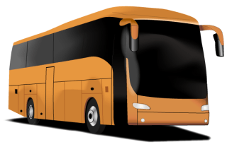 Tourism Bus Free Vector