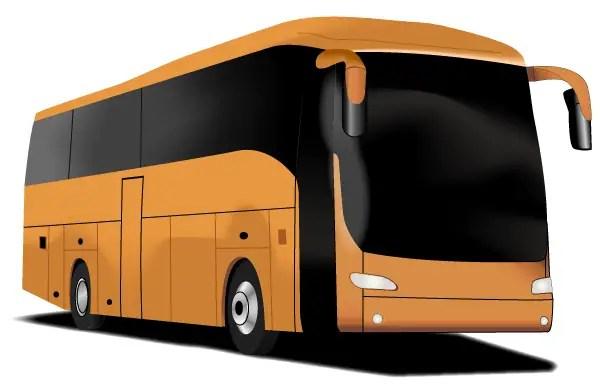 Tourism Bus Free Vector