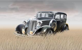 Free Vector Old Fashioned Car