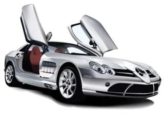 Mercedes Benz SLR McLaren Vector Free