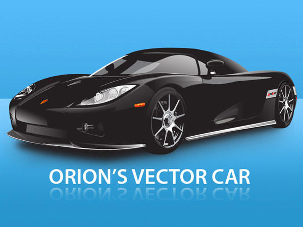 Free Race Car Vector