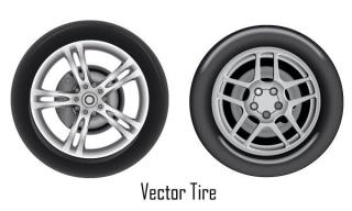 Free Tire Vector Art