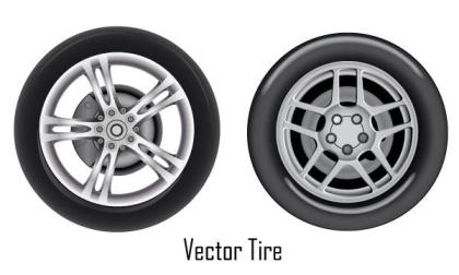 Free Tire Vector Art