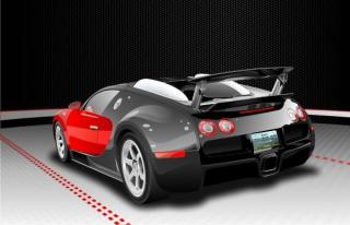 Free Bugatti Veyron Vector
