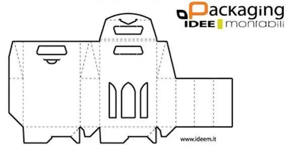 Packaging Box Template Illustrator Free