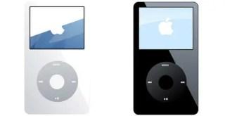 Free Apple iPod Vector Art