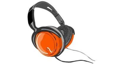 Free Vector Headset